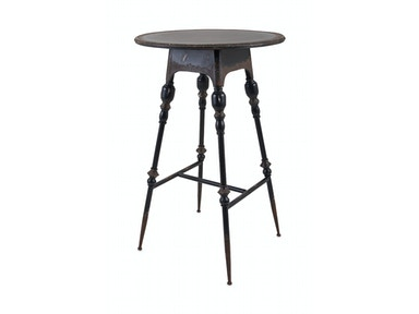 Crestly Metal Bar Table