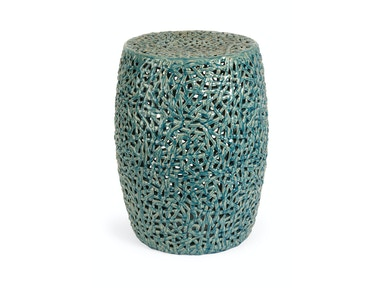 IMAX Corporation Tobias Cutwork Garden Stool 25060