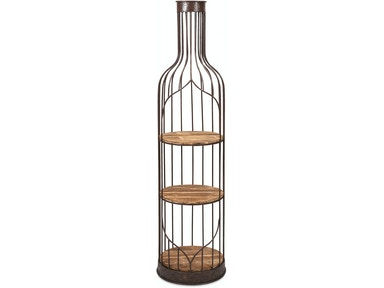 IMAX Corporation Vino Wine Bottle Shelf 47490