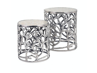 Daltry Coastal Tables - Set Of 2