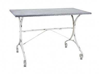 IMAX Corporation Katie Galvanized Table 65338