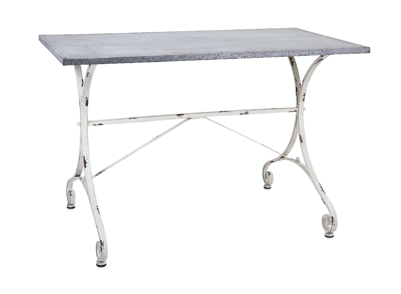 Katie Galvanized Table