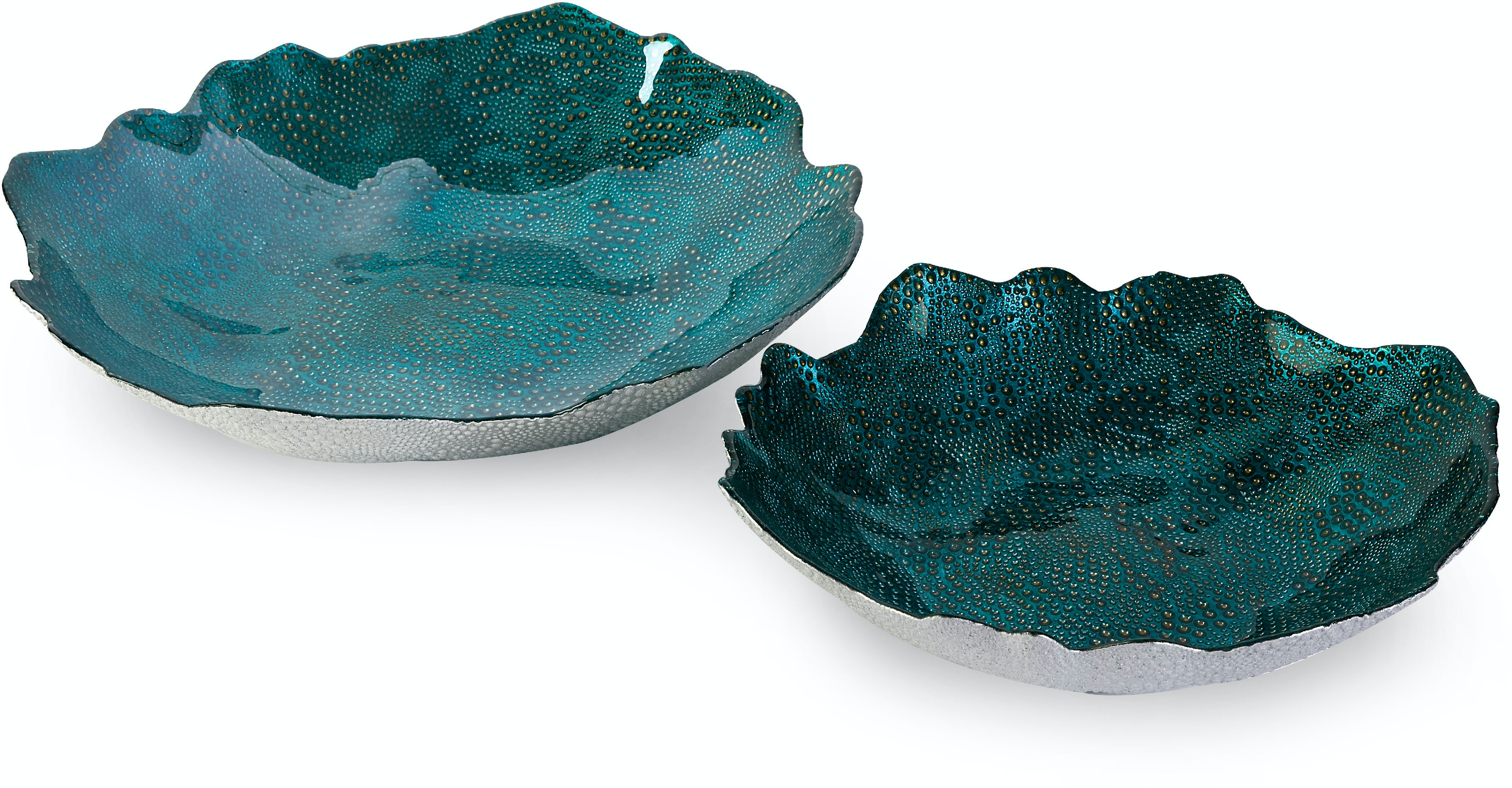 Imax Corporation Accessories Belcove Glass Bowls Set Of 2