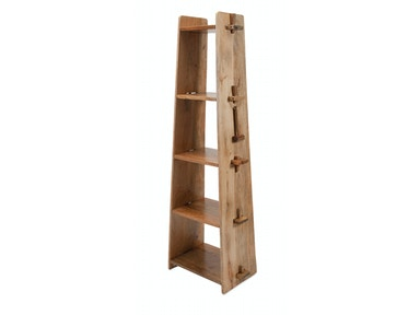 IMAX Corporation Bakkar Wood Shelf 89215