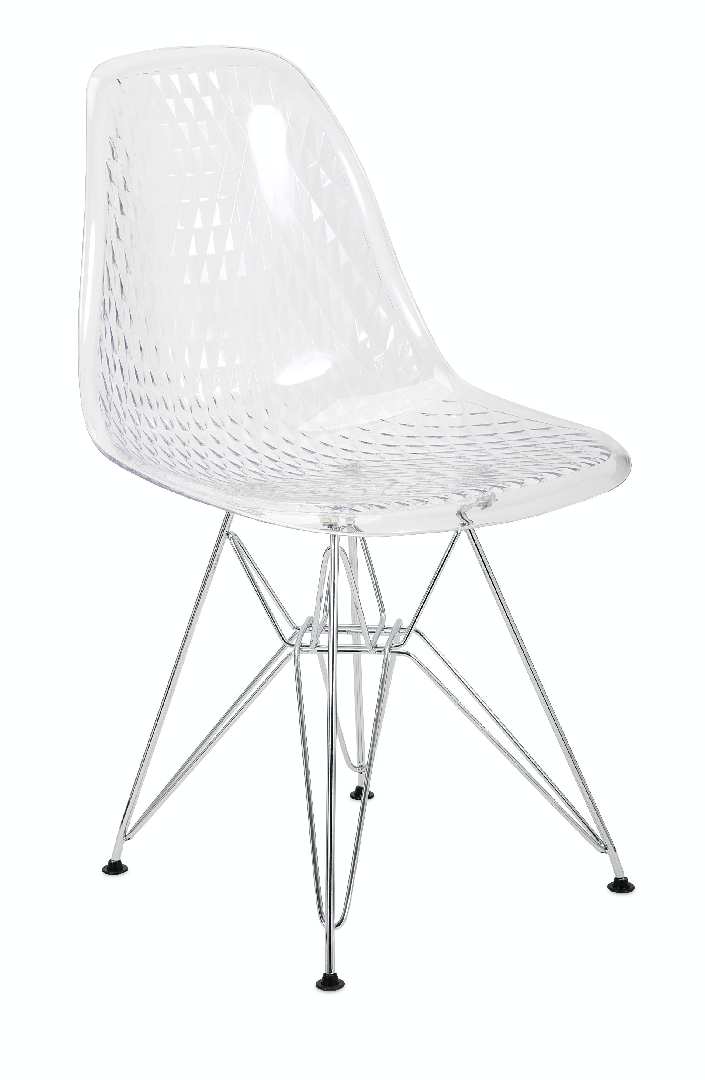 IMAX Corporation Living Room Brexit Transparent Chair 89531 At Carol House  Furniture