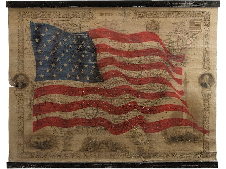 United States Of America Wall Decor 97307
