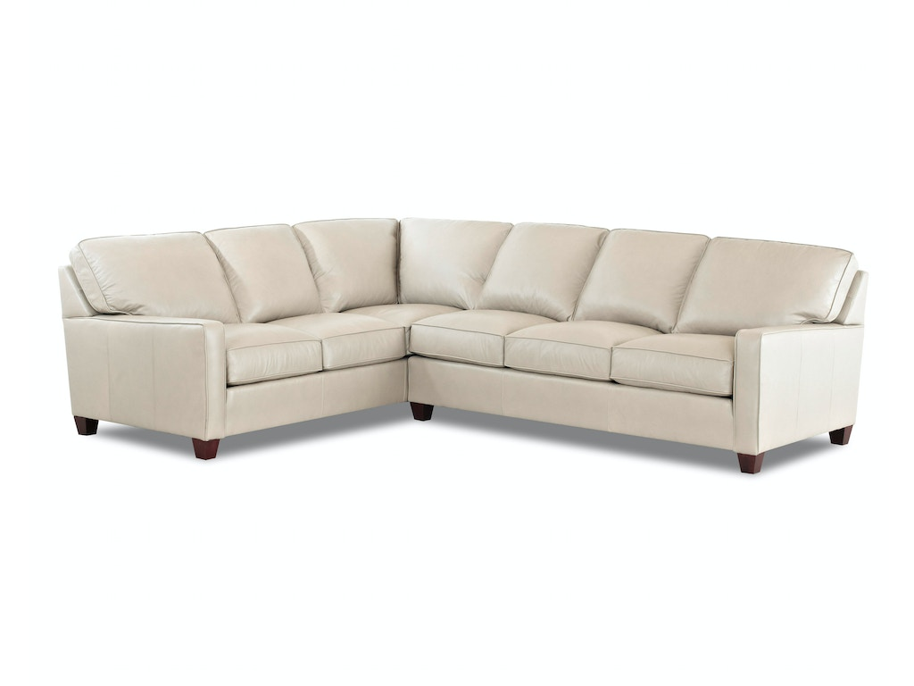Comfort Design Living Room Ausie Sectional Cl4035 Sect Norwood Furniture