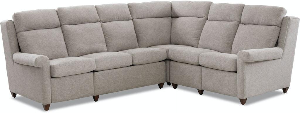 Comfort Design Living Room Madden Sectional Cf609 8 Sect