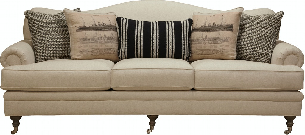 Southern Furniture Living Room Molly Sofa 26091 Osmond Designs