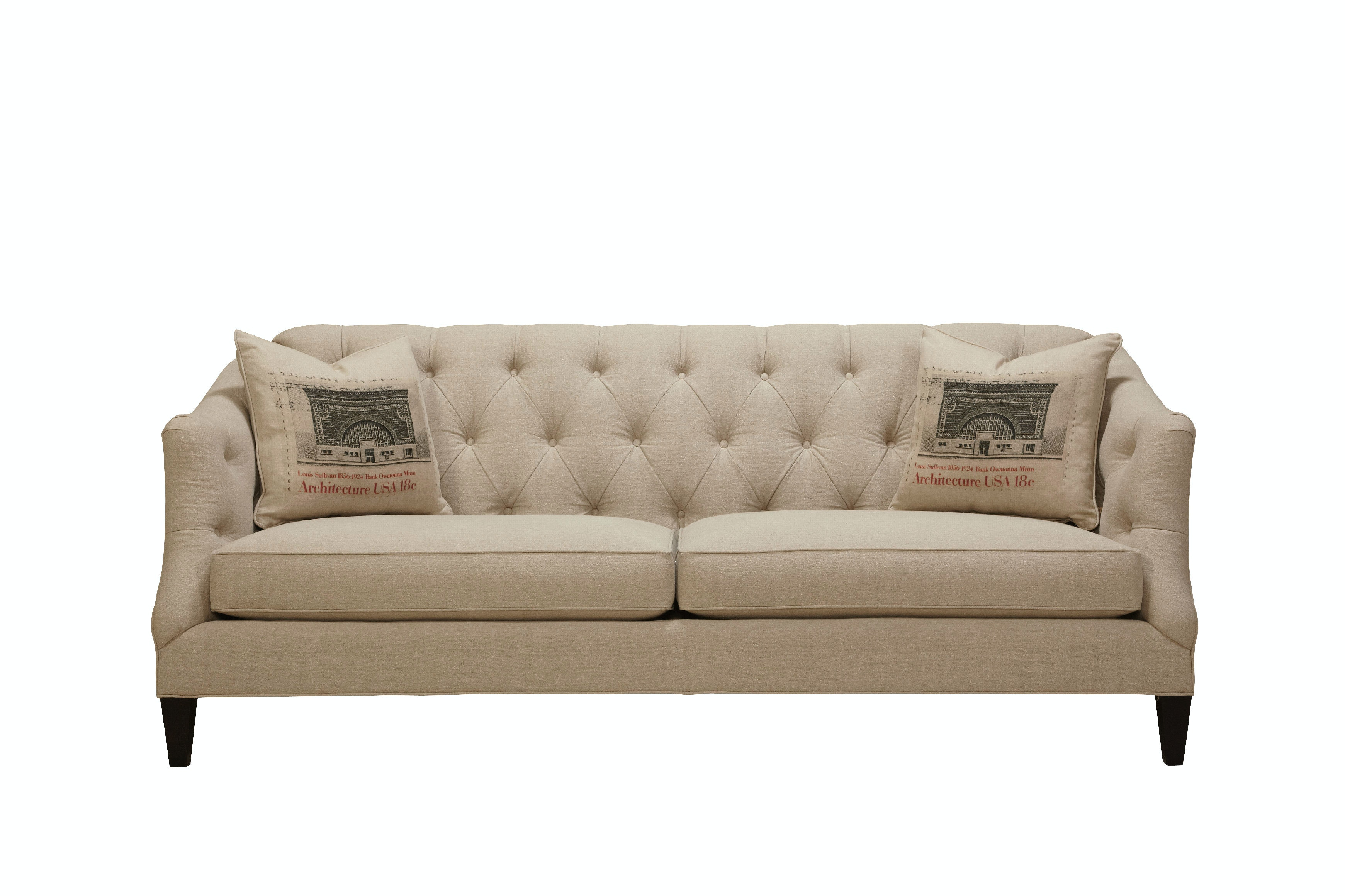 bench seat sofa. Southern Furniture Camby Bench Seat Sofa-2 TPS 25261 Sofa