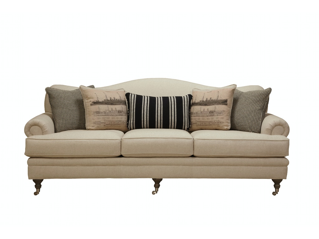 Southern Furniture Living Room Molly Sofa 26091 Whitley Furniture Galleries Raleigh Nc