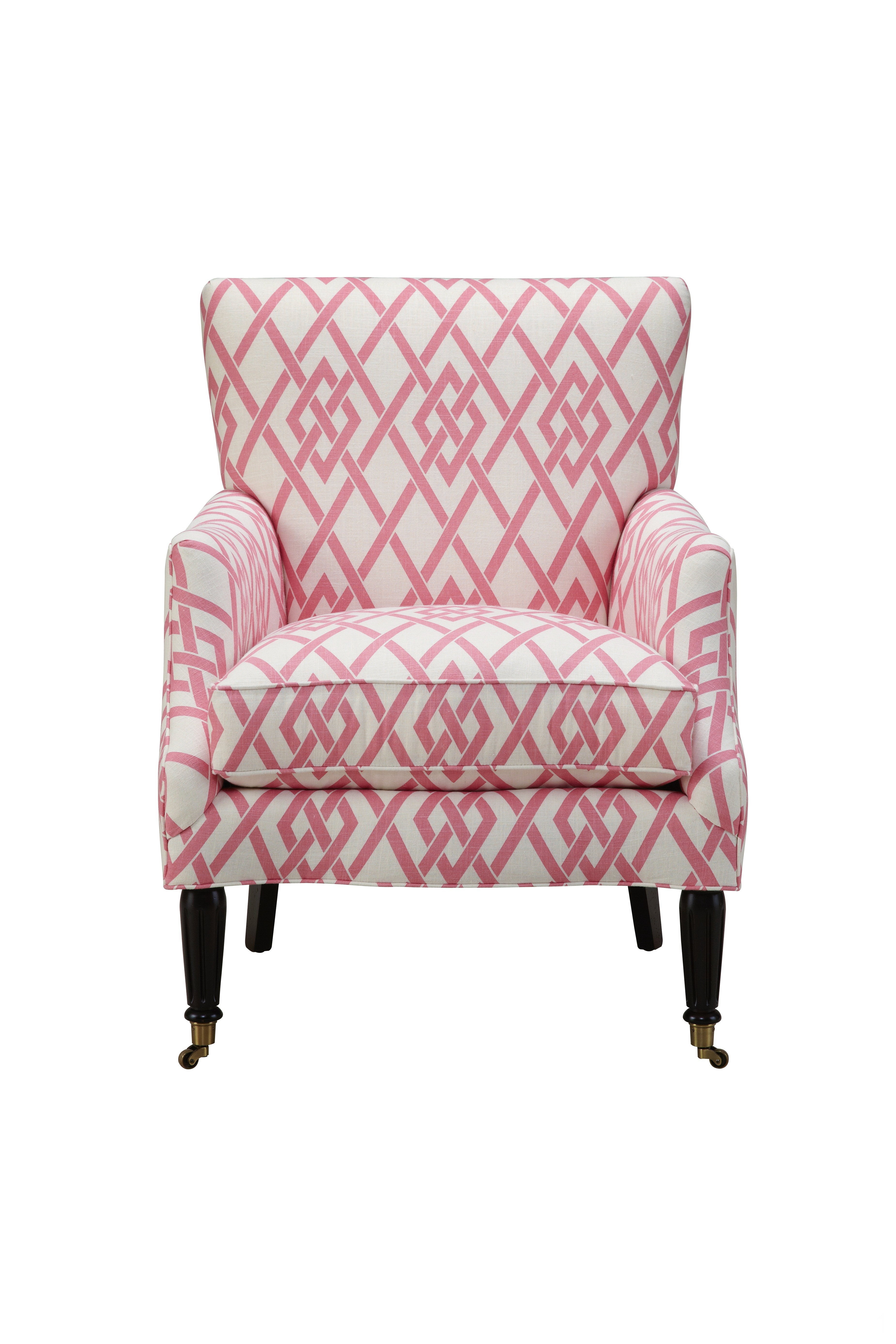 Wes 1 Bella Chair WES6091 From Walter E. Smithe Furniture + Design