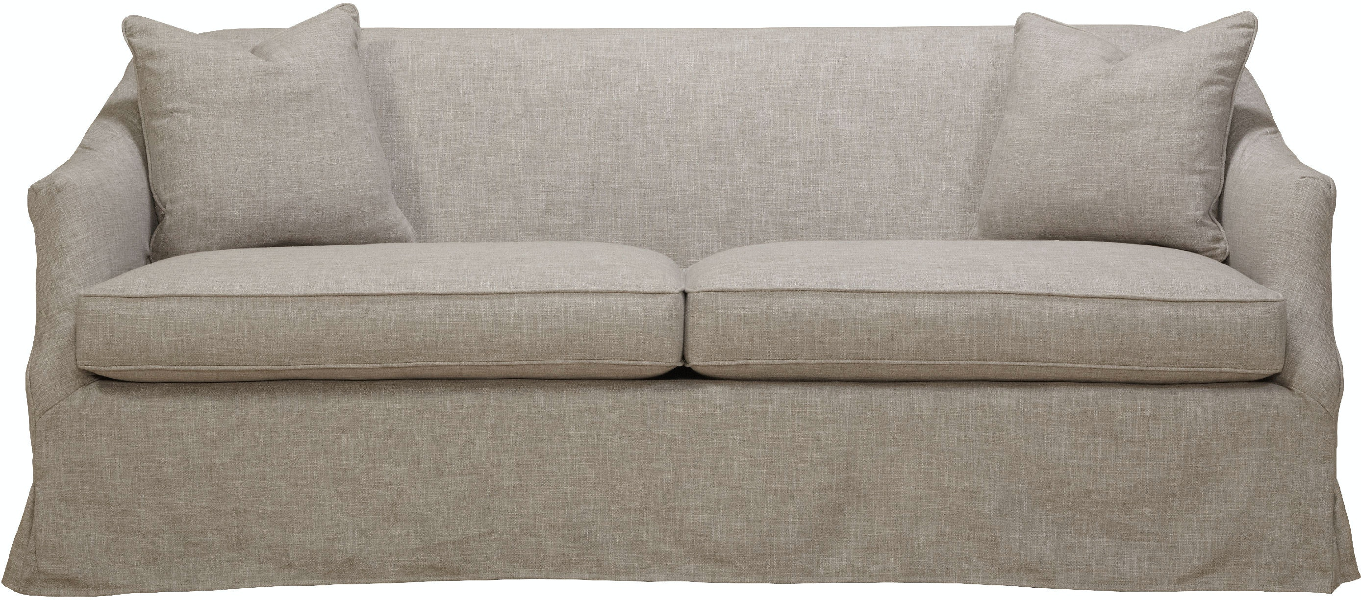 Southern Furniture Living Room Ebie Slipcover Sofa 58261 Giorgi