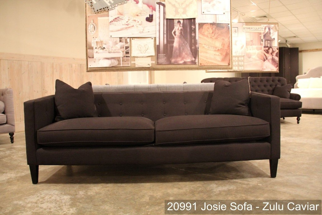Southern furniture living room josie sofa 20991 whitley Living room furniture raleigh nc