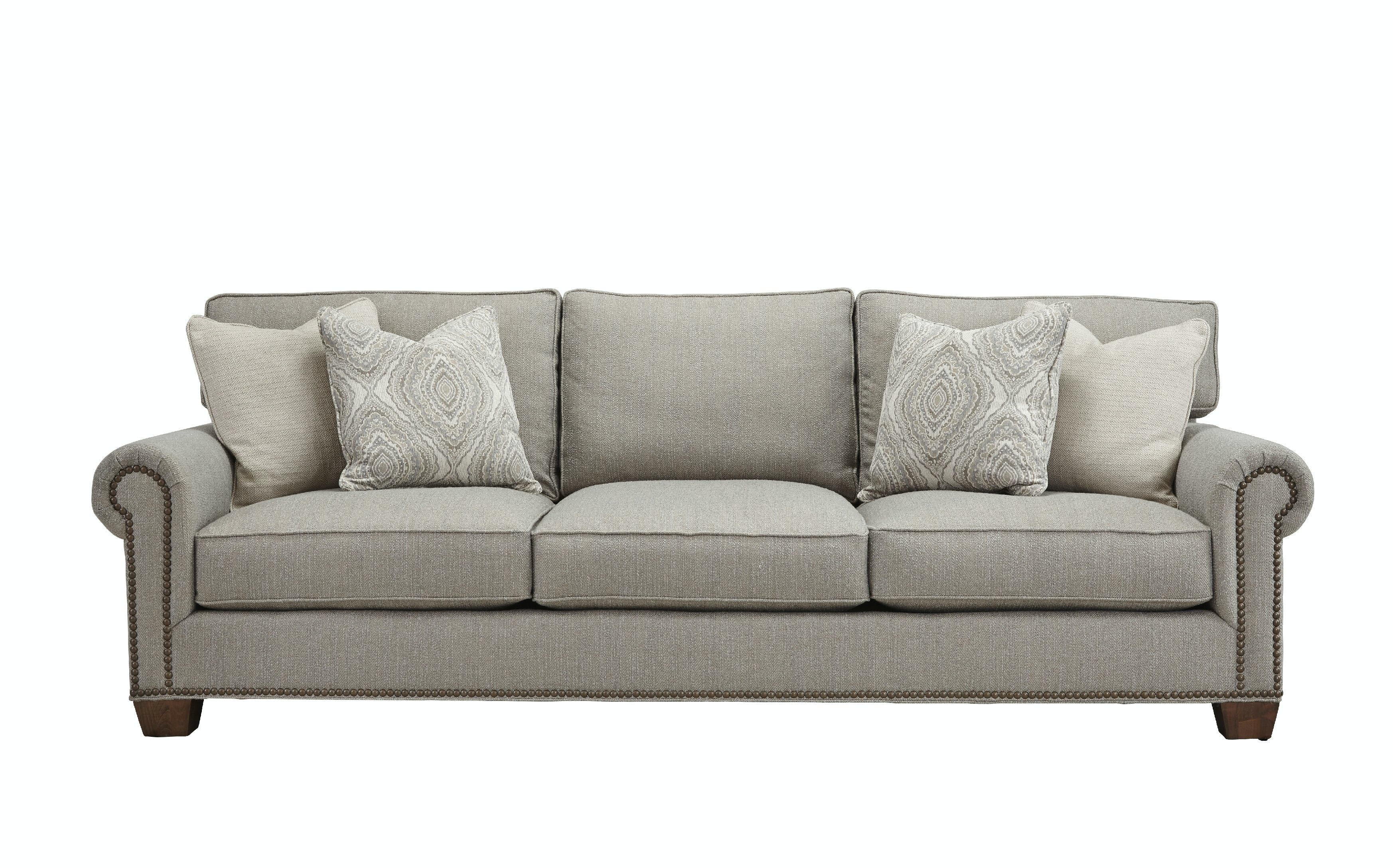Southern Furniture Burt Sofa 8ft 21361 8 Ft Couch C74