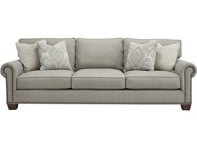 Southern Furniture Living Room Burt Sofa 8ft 21361 Seville Home