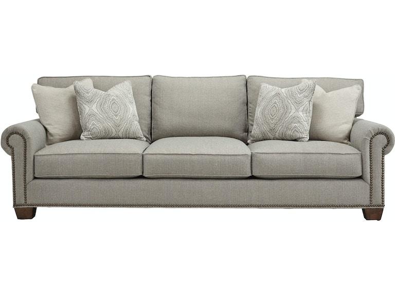 Southern Furniture Living Room Burt Sofa 8ft 21361 Osmond Designs