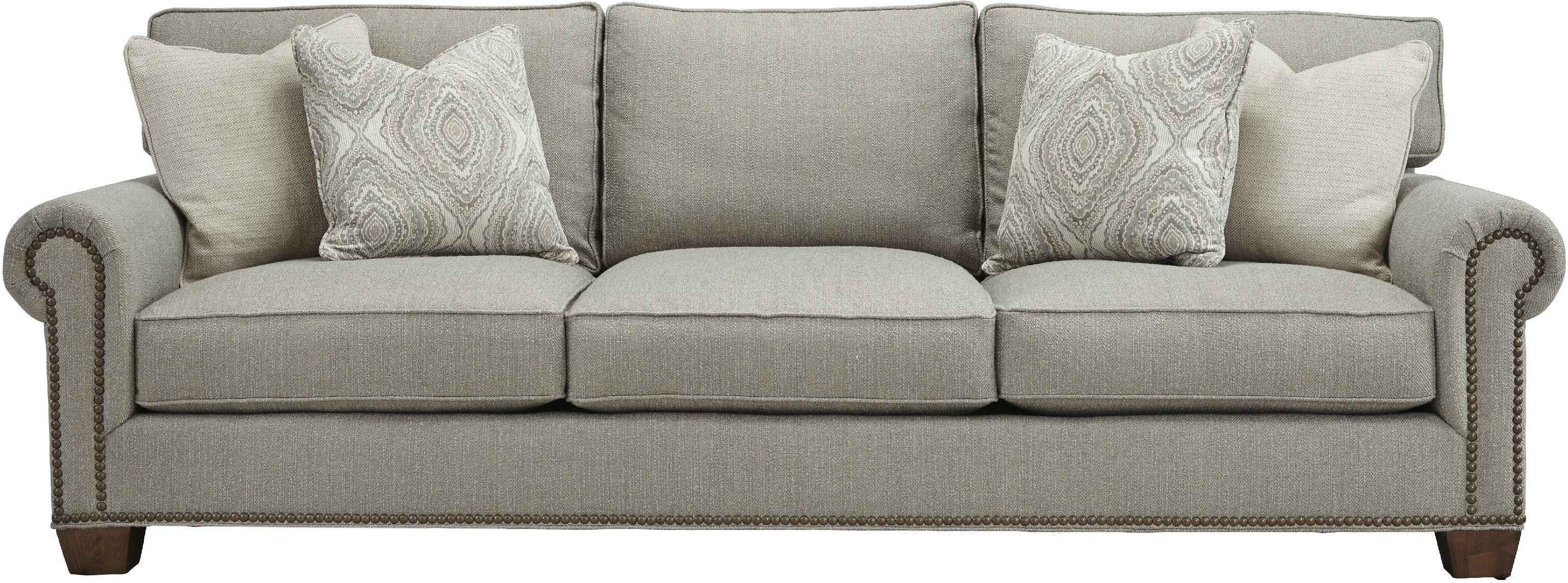 Southern Furniture Living Room Burt Sofa 8ft Whitley