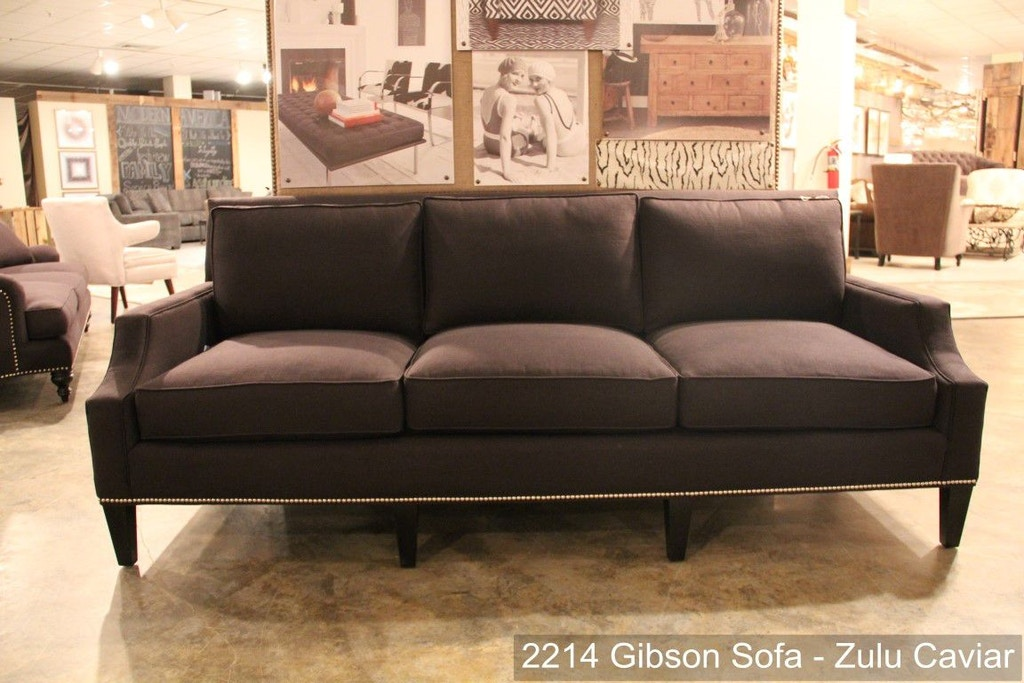Southern Furniture Living Room Gibson Sofa 2214 Whitley Furniture