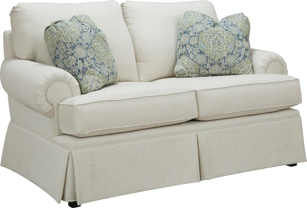 Southern furniture living room owen loveseat 23412 - Living room furniture fort myers fl ...