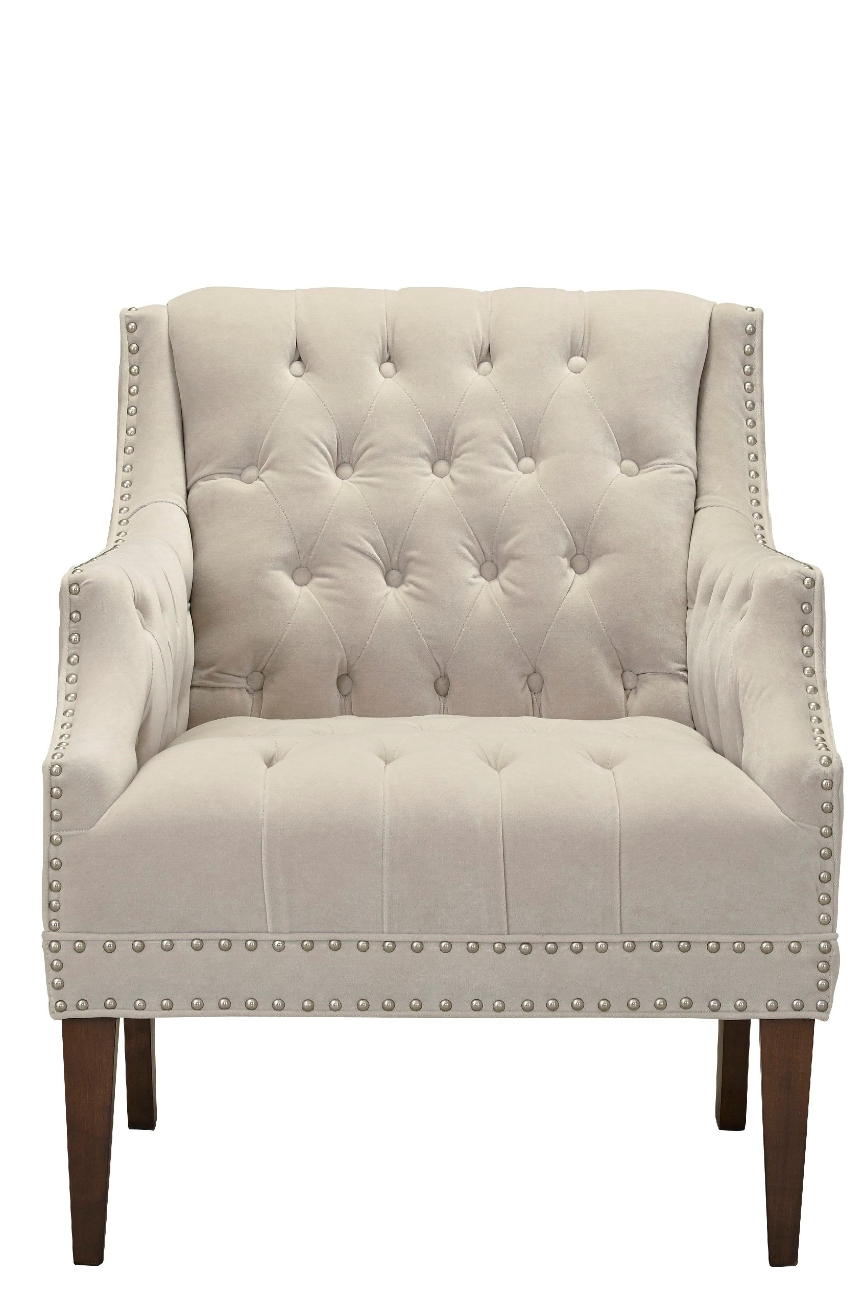 Southern Furniture Living Room Charlotte Chair Nails