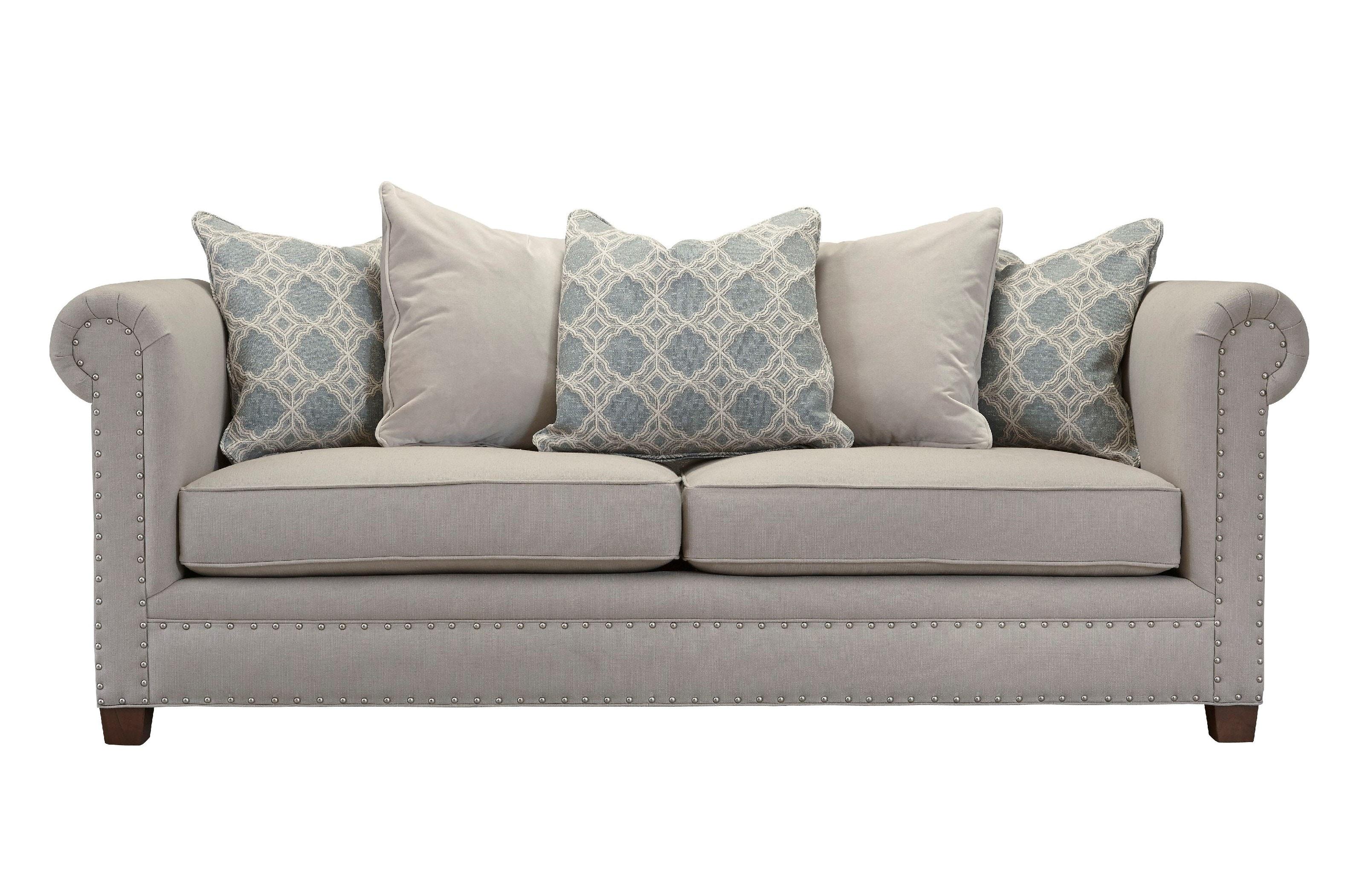 Southern Furniture Living Room Sadie Sofa 23461 Gorman S Metro