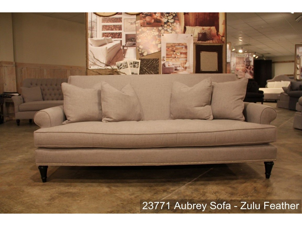 Southern Furniture Living Room Aubrey Sofa 23771 Whitley Furniture Galleries Raleigh Nc