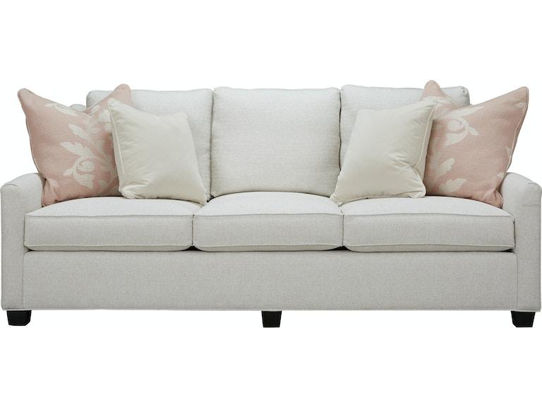 Southern Furniture Living Room Larue 7ft Sofa 3 Over 3 23851