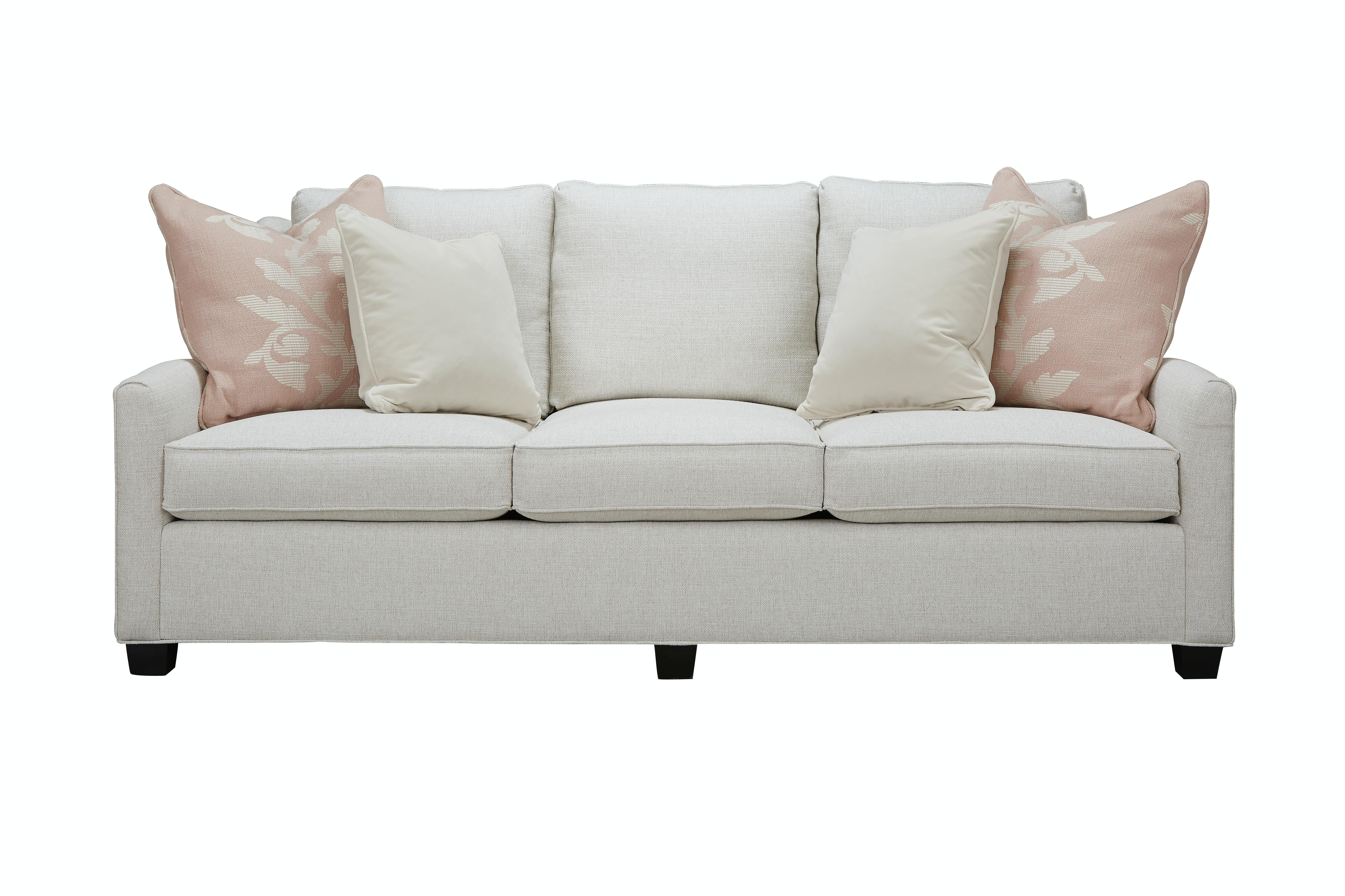 Attirant Southern Furniture LaRue 7ft Sofa   3 Over 3 23851