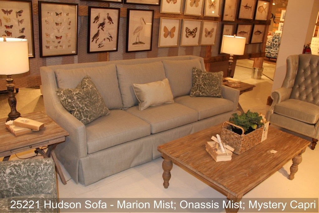 Southern Furniture Living Room Hudson Sofa 25221 Matter Brothers