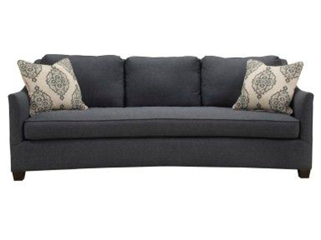 Walden sofa wes25241 for Walter e smithe living room furniture