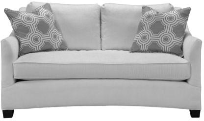 Southern Furniture Living Room Walden Loveseat 25242 Seville Home