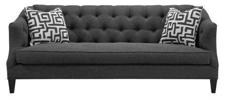 bench seat sofa. Wes-1 Camby Bench Seat Sofa-2 TPS WES25261 From Walter E. Smithe Sofa R