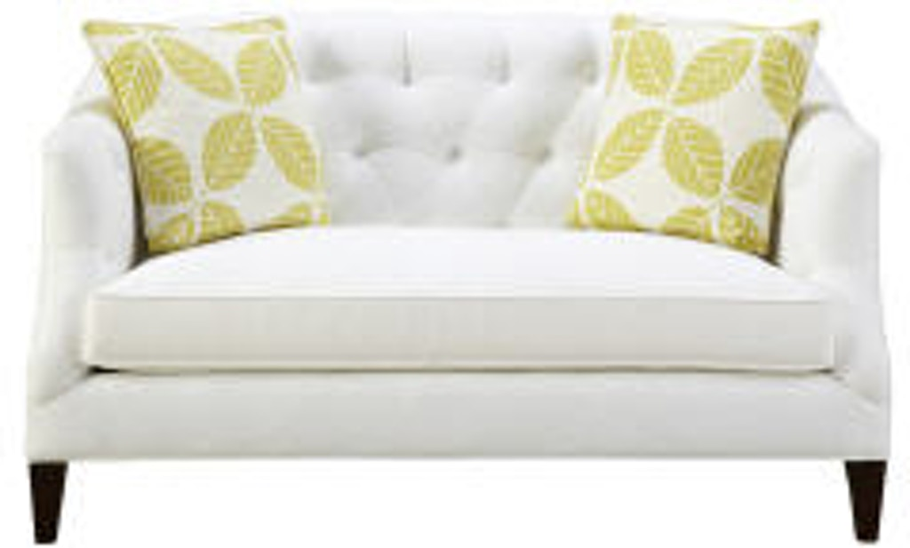 Southern furniture living room camby settee 25266 Living room furniture raleigh nc