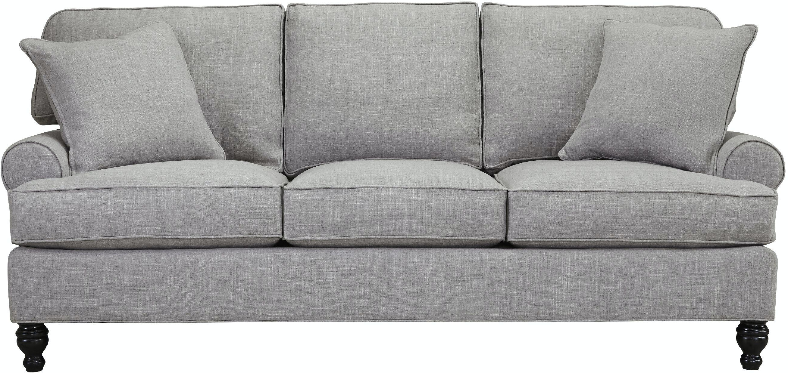 Southern Furniture Living Room Elena 7ft Sofa Whitley