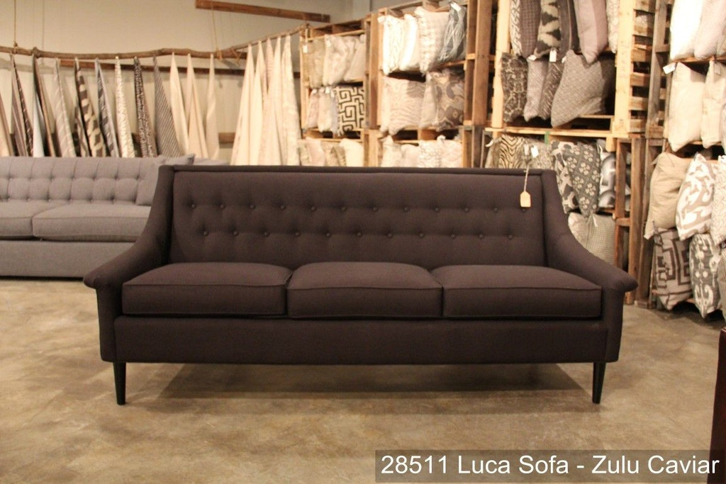 Southern Furniture Living Room Luca Sofa 28511 Whitley: living room furniture raleigh nc