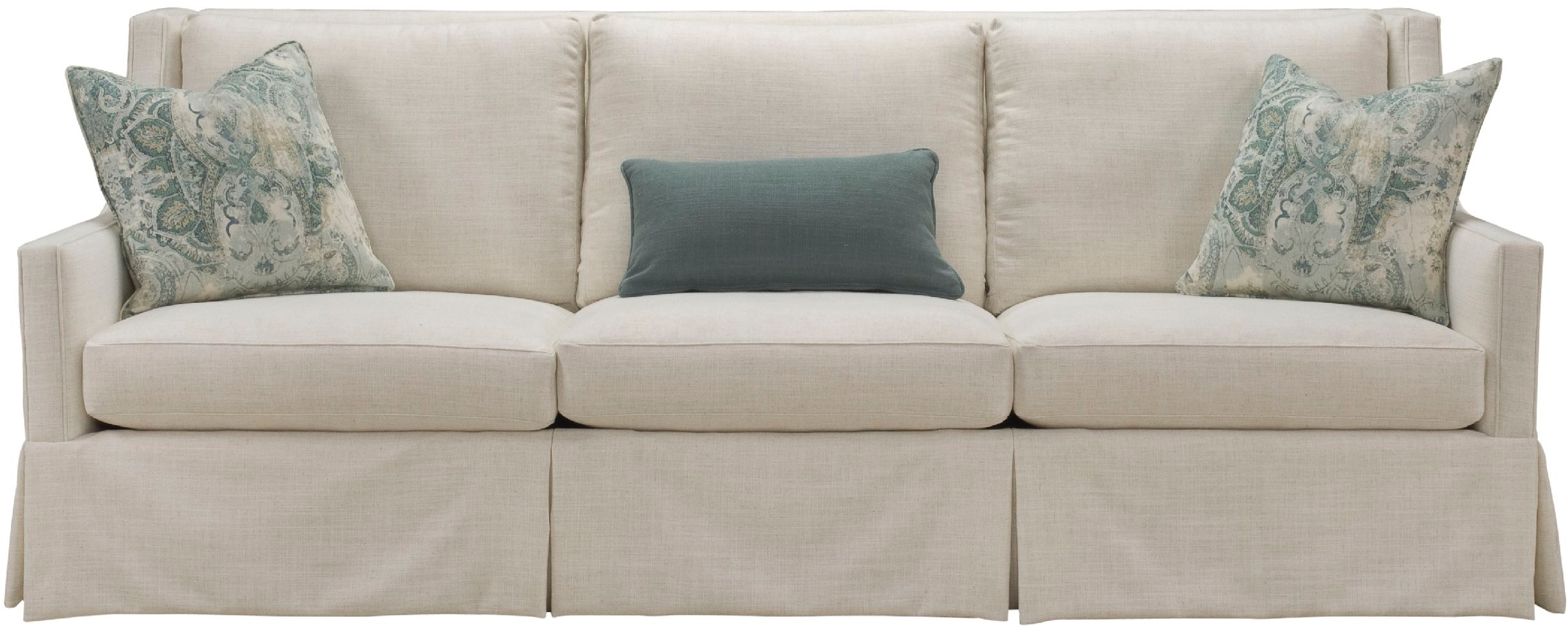 Southern Furniture Living Room Hudson Sofa Whitley