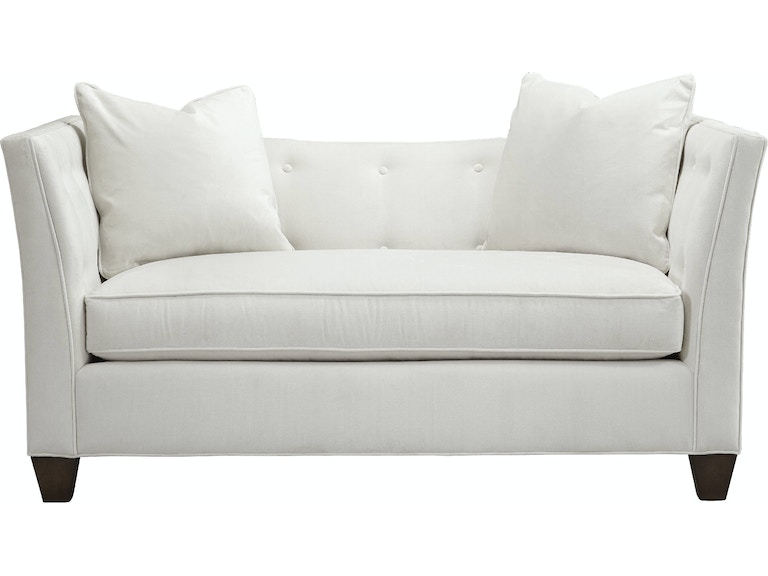 Southern Furniture Living Room Lena Settee 31806 Whitley