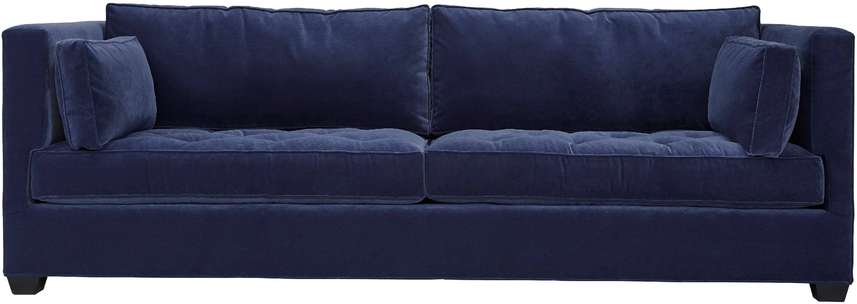 Southern Furniture Living Room Slate 8ft Sofa Whitley