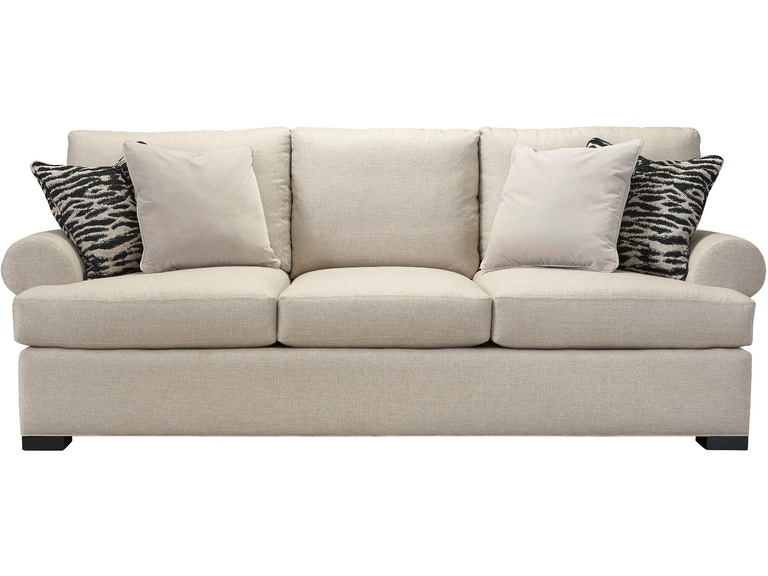 Stacy Select August Roll Arm Sofa 36041
