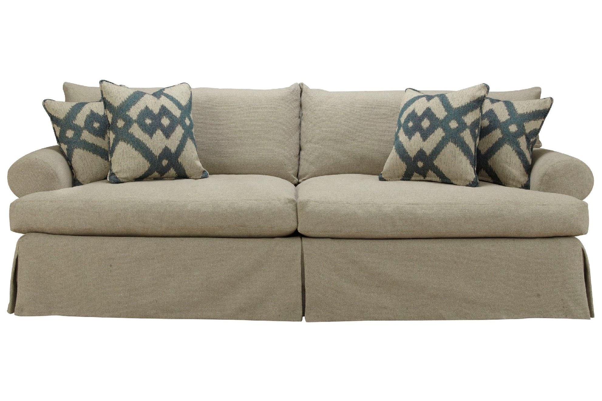 Bishop Sofa WES25031 At Walter E. Smithe Furniture And Design