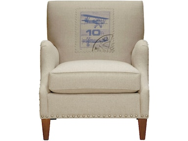 Southern Furniture Living Room Darcy Chair 14163 Gorman S Metro