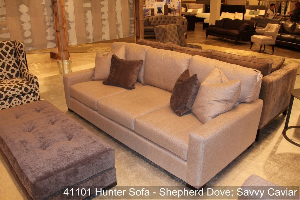 Southern Furniture Living Room 8ft 46 D Hunter Sofa 41101 Whitley