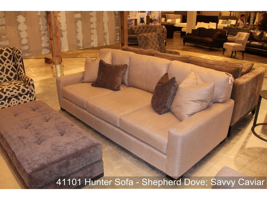 Southern furniture living room 8ft 46 d hunter sofa 41101 for D furniture galleries