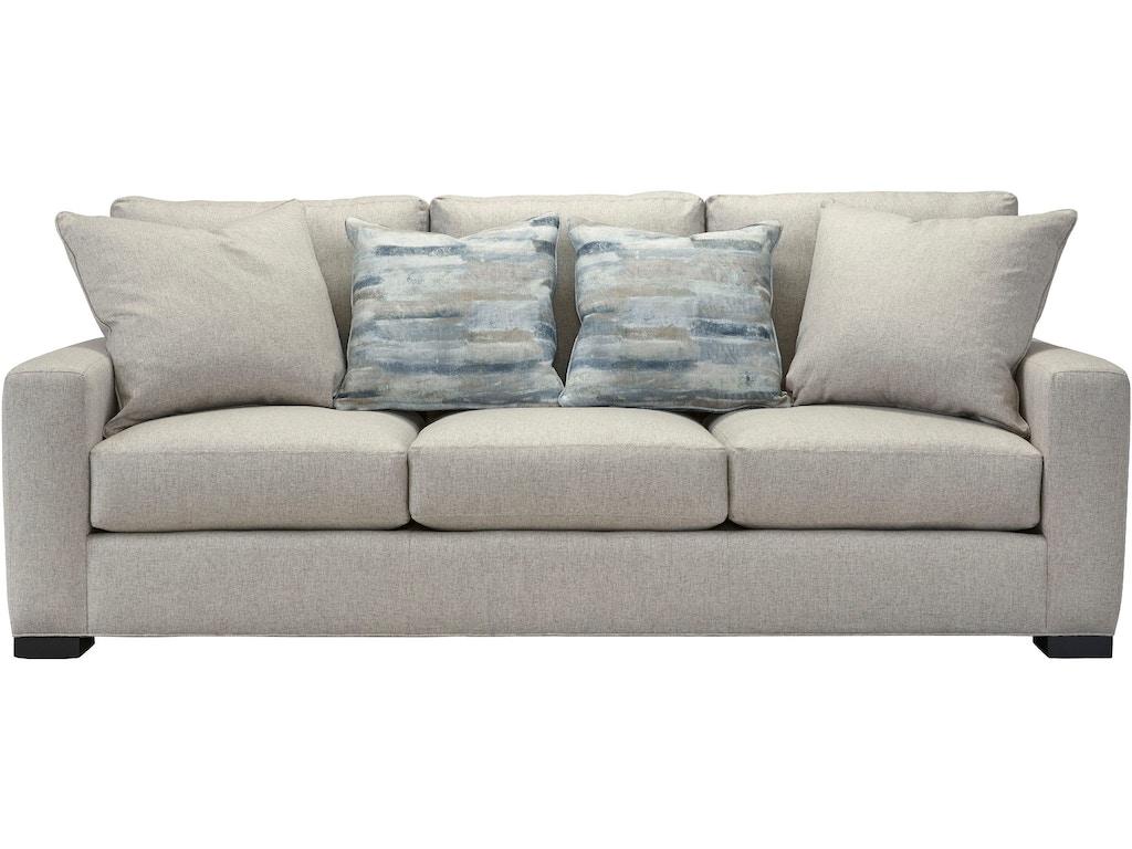 Southern furniture living room hunter 7ft 40 d 41181 hickory furniture mart hickory nc for Southern living room furniture