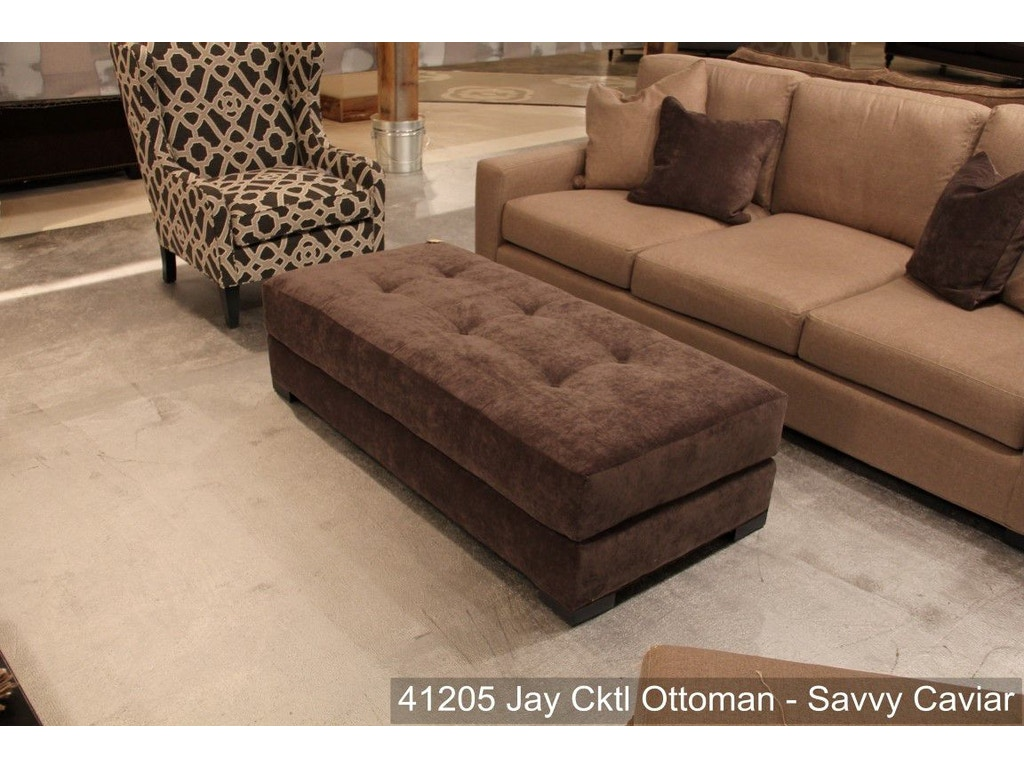 Southern Furniture Living Room Jay Cocktail Ottoman 41205 Hickory Furniture Mart Hickory Nc