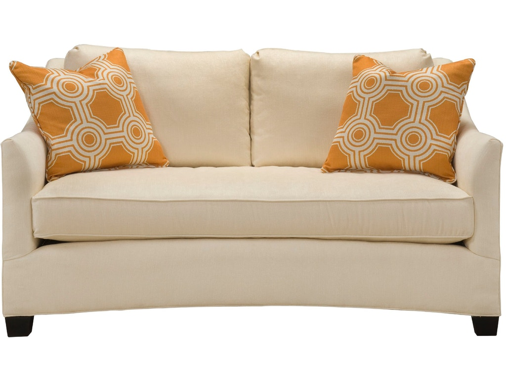 Southern furniture living room walden loveseat 25242 for D furniture galleries