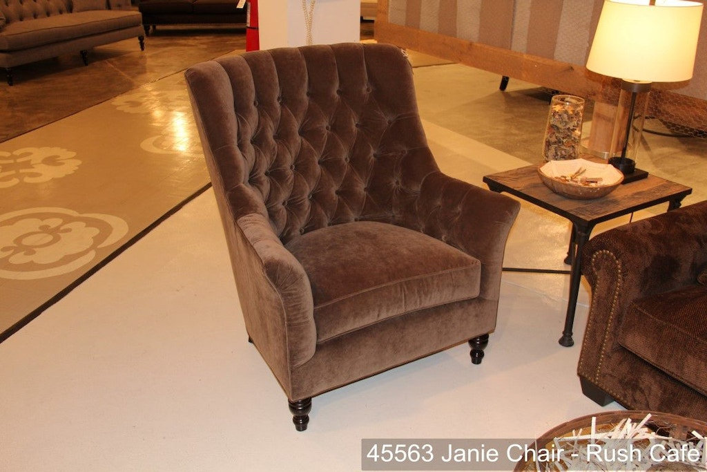 Southern Furniture Living Room Janie Chair 45563 Osmond Designs