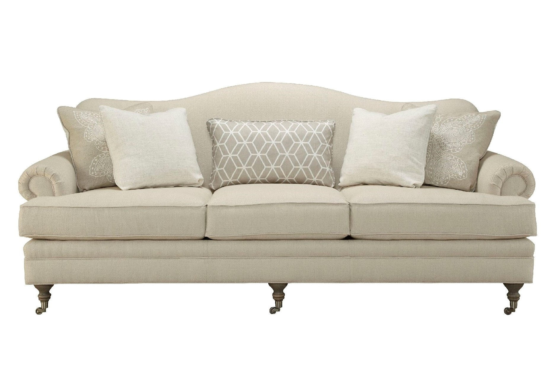Southern Furniture Living Room Molly Sofa 26091 Hickory Furniture