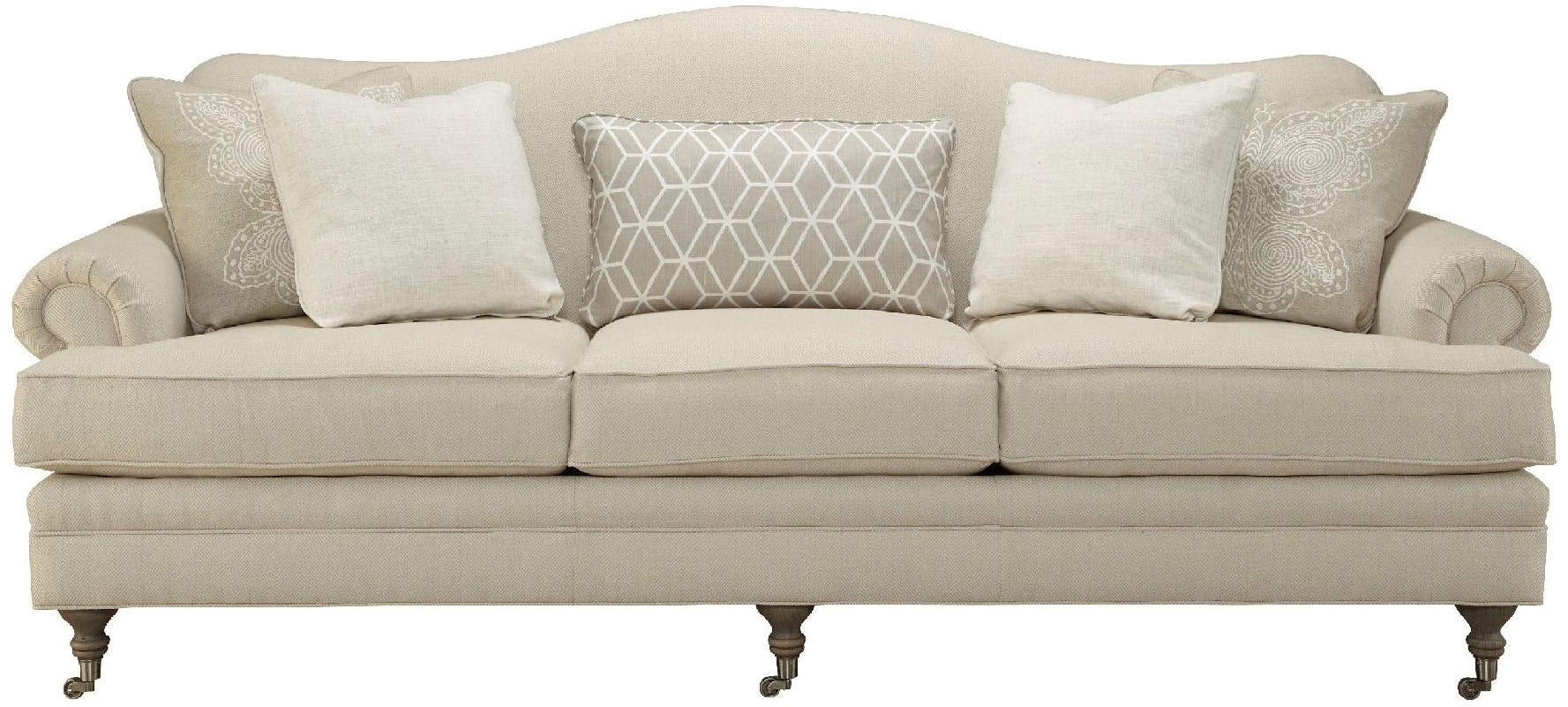 Southern Furniture Living Room Molly Sofa Whitley